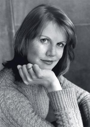 "Undated handout photo shows author Elizabeth Kostova, who penned the novel ""The Historian"""