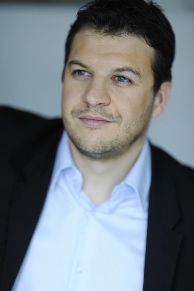 Guillaume Musso par Marianne Rosenstiehl