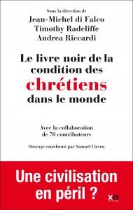 LIVRE  AVEC BANDE NOIR CONDITION DES CHRETIENS-XO_CV.indd