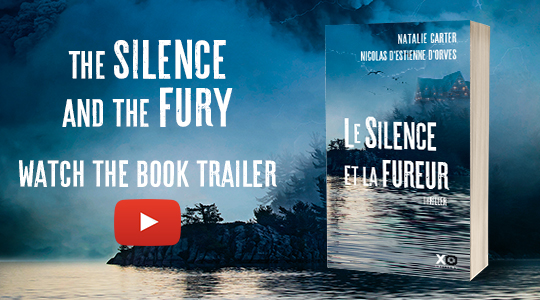Book Trailer The Silence and the Fury by Natalie Carter and Nicolas d'Estienne d'Orves