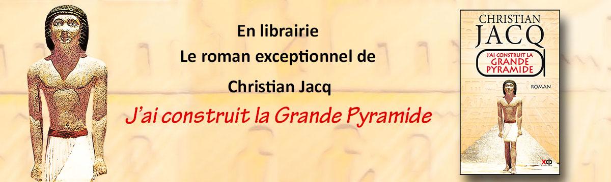 BANNIERE GRANDE PYRAMIDE