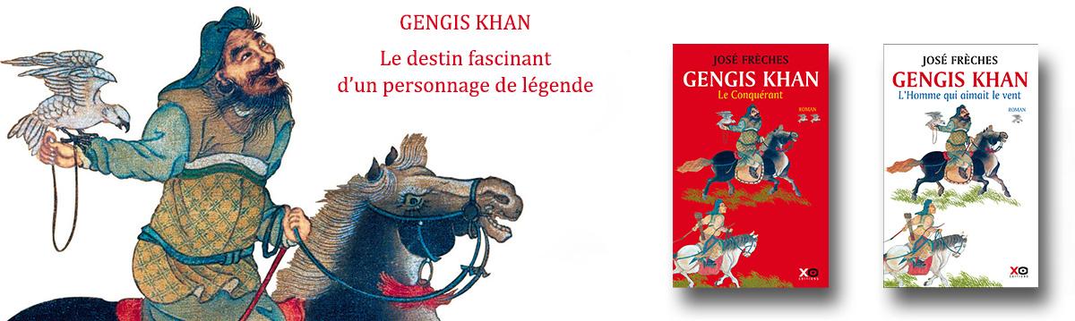 GENGIS KHAN TOME 2
