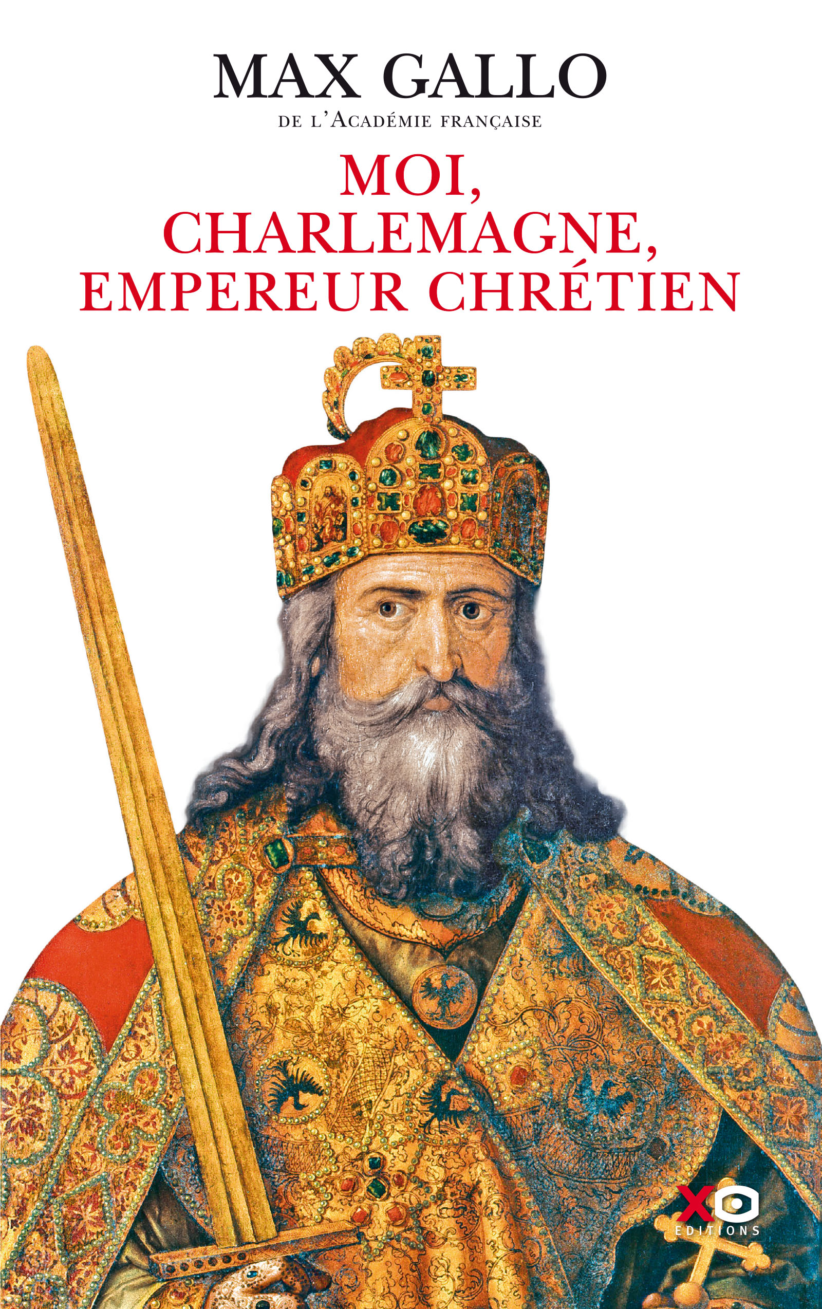 moi  charlemagne  empereur chr u00e9tien