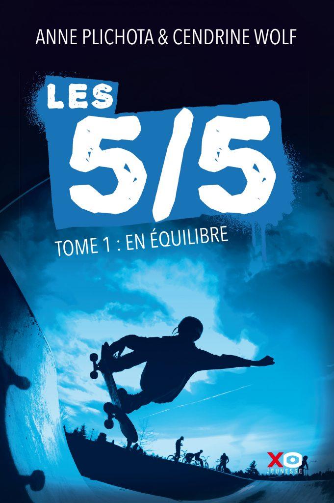 Les 5 5 Xo Editions
