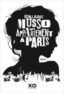 Couverture du roman Un appartement à Paris de Guillaume Musso