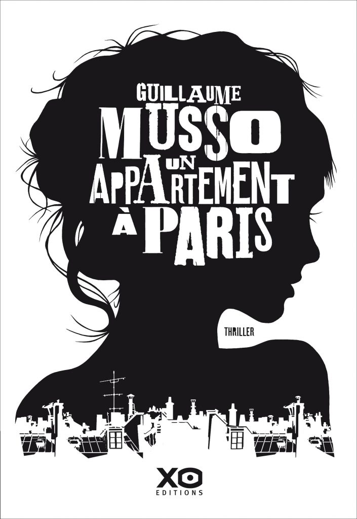 Couverture du roman Un appartement à Paris de Guillaume Musso