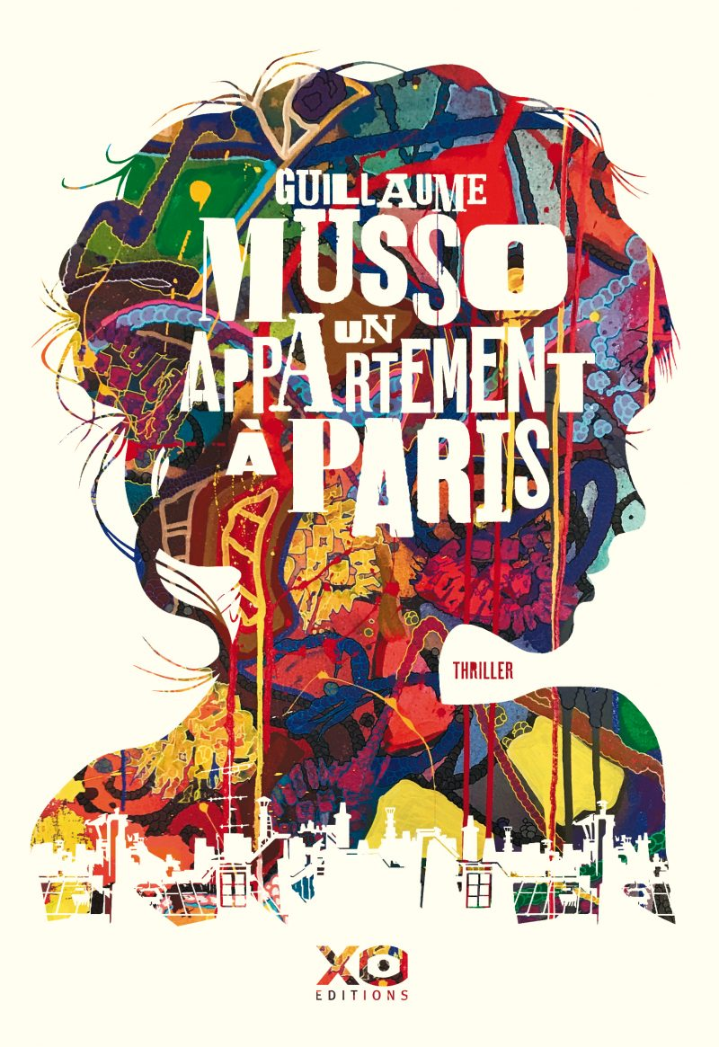 Couverture de l'édition collector du roman Un appartement à Paris de Guillaume Musso