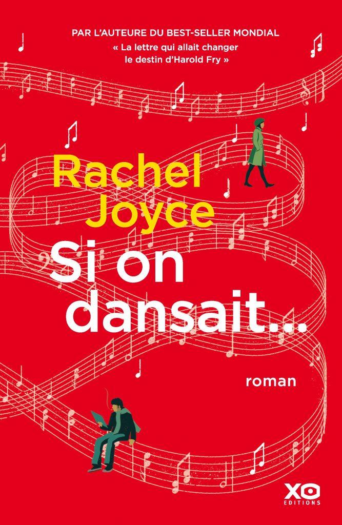 Couverture du roman Si on dansait... de Rachel Joyce