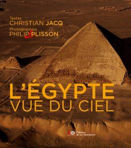 Christian Jacq - L'Egypte vue du ciel