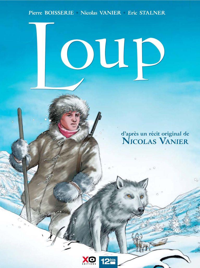 BD Loup - Nicolas Vanier