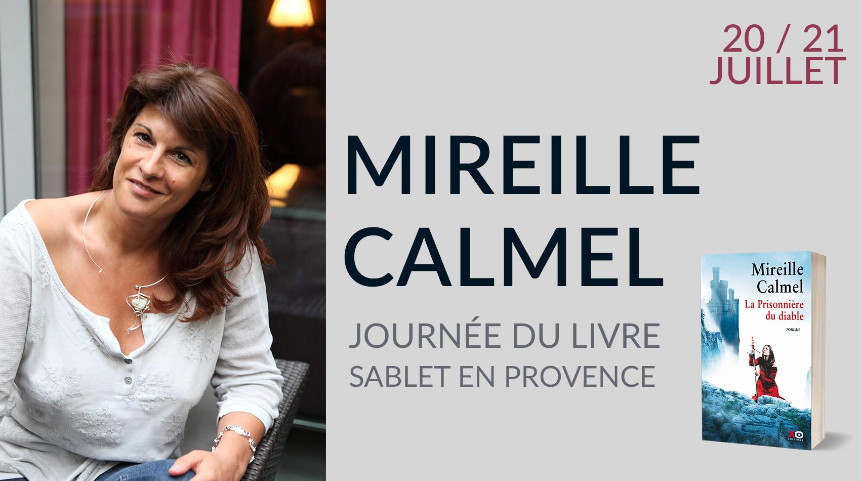 MIREILLE CALMEL À SABLET