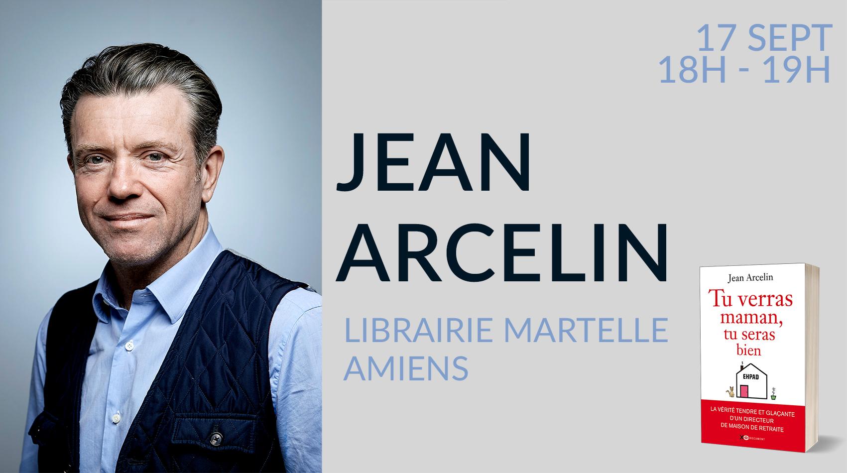JEAN ARCELIN À AMIENS