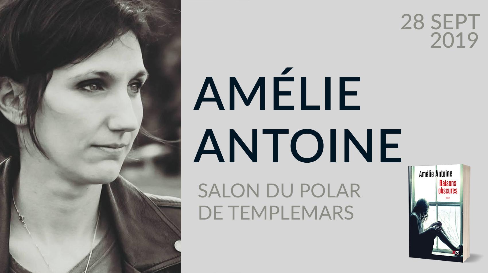 Amélie Antoine à Templemars