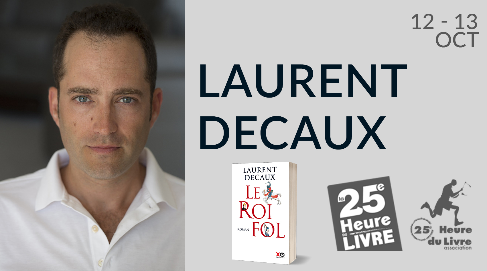 LAURENT DECAUX AU MANS
