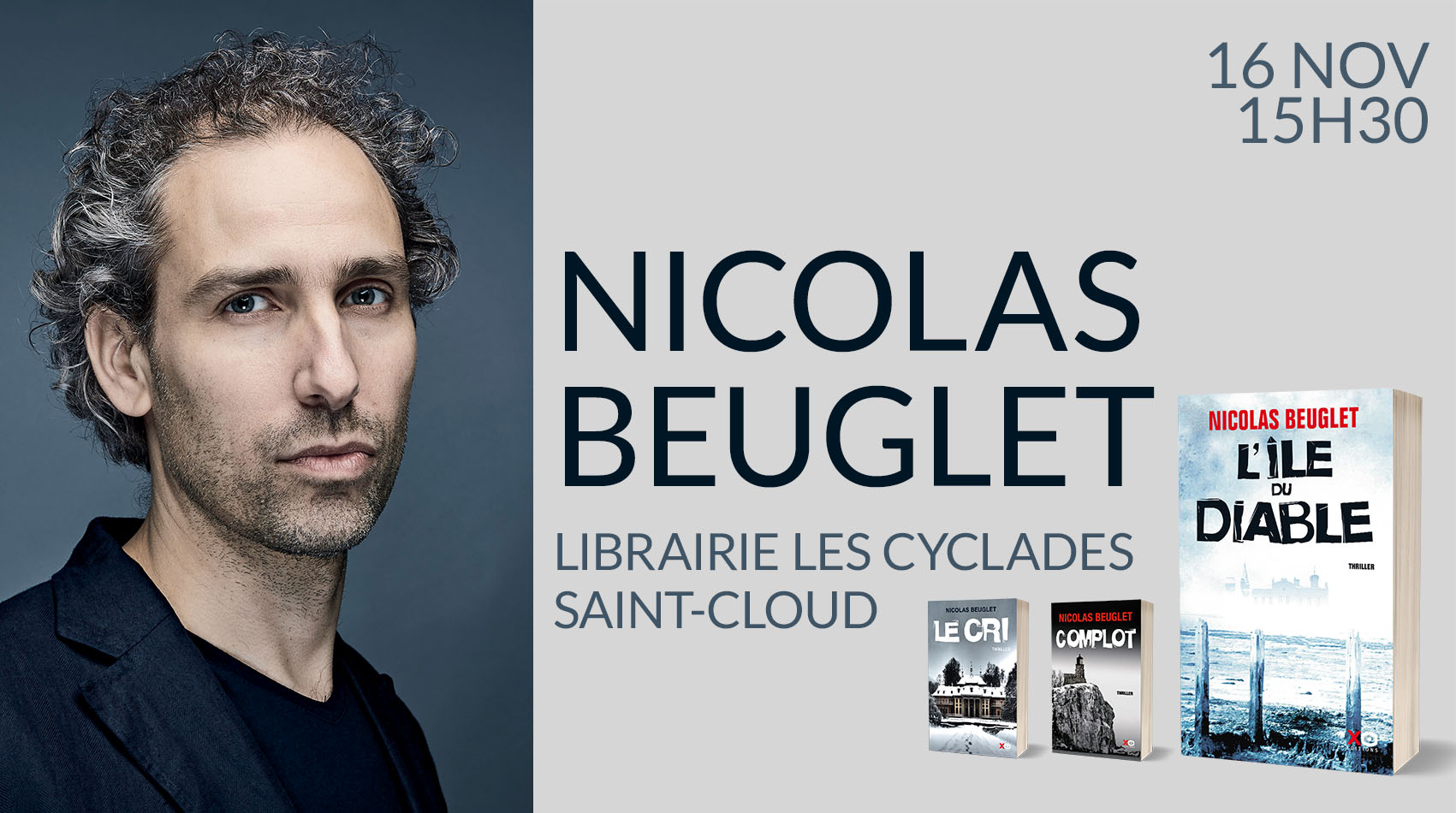 SIGNATURE NICOLAS BEUGLET À SAINT-CLOUD