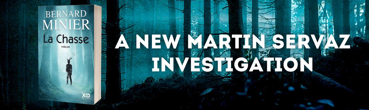 A New Martin Servaz Investigation
