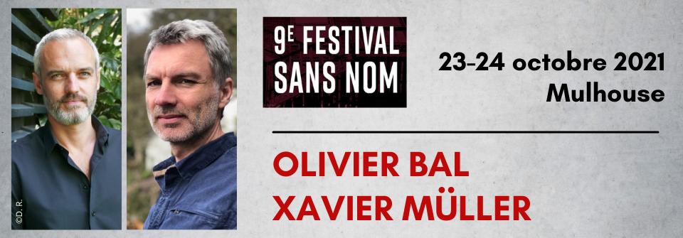 Le Festival Sans Nom - Le polar à Mulhouse